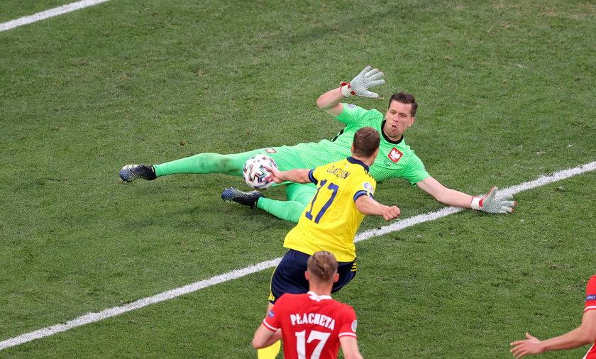 Kamil Grosicki był rozczarowany wynikami kolegów w trakcie Euro 2020