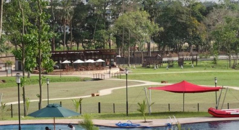 Agodi Garden and Resort: A brief walk into a haven of peace. [traveldigest]