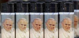 Straganiarze zarobią na beatyfikacji papieża