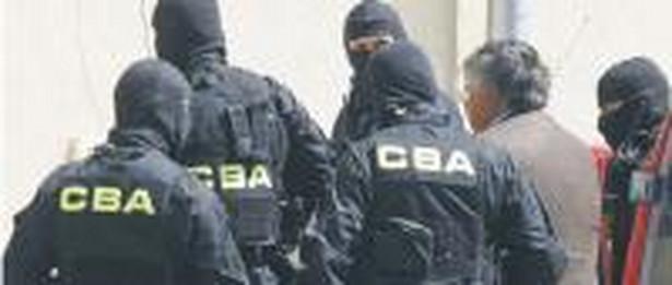 CBA zyskuje nowe uprawnienia i nowych funkcjonariuszy Fot. Pecold/SE/East News