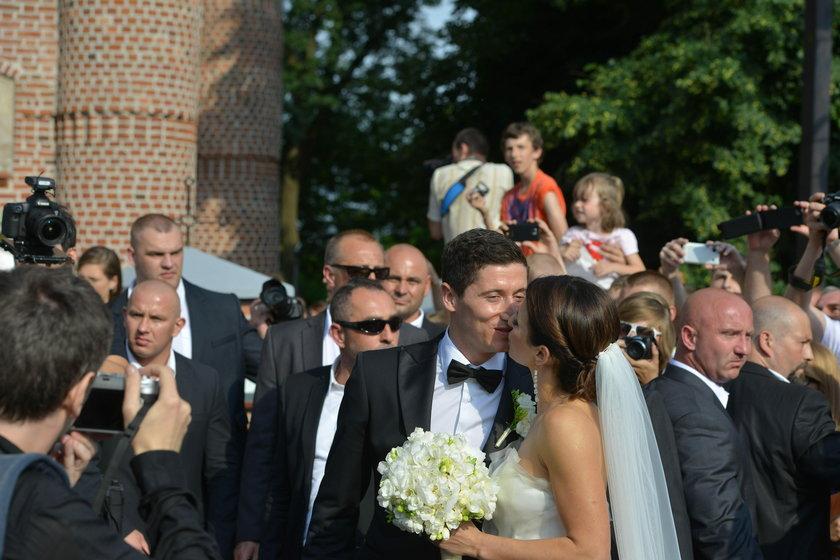 Robert i Anna Lewandowscy