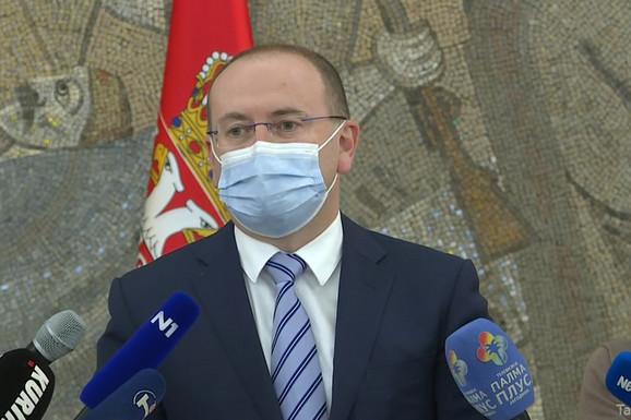 SRBIJA NA KORAK OD TOTALNOG ZAKLJUČAVANJA! Gojković: Odluka o policijskom času u narednih dan, dva