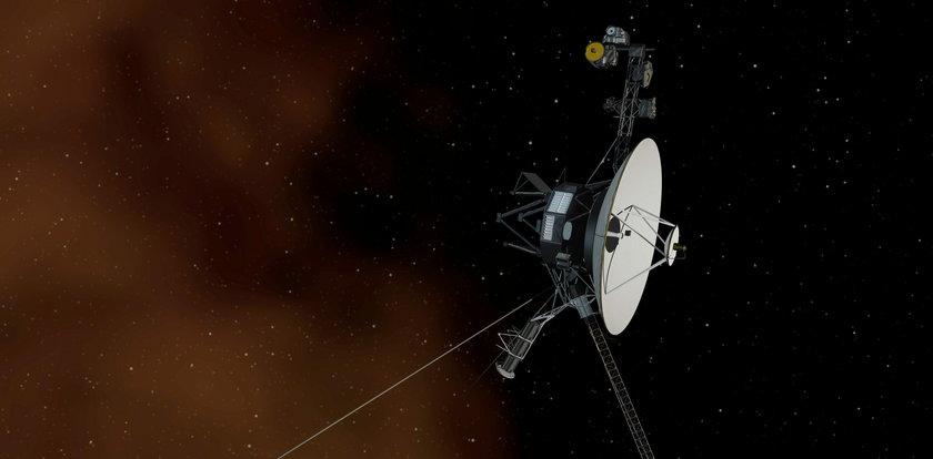Sonda Voyager zarejestrowała dziwny gwizd. Co to takiego?