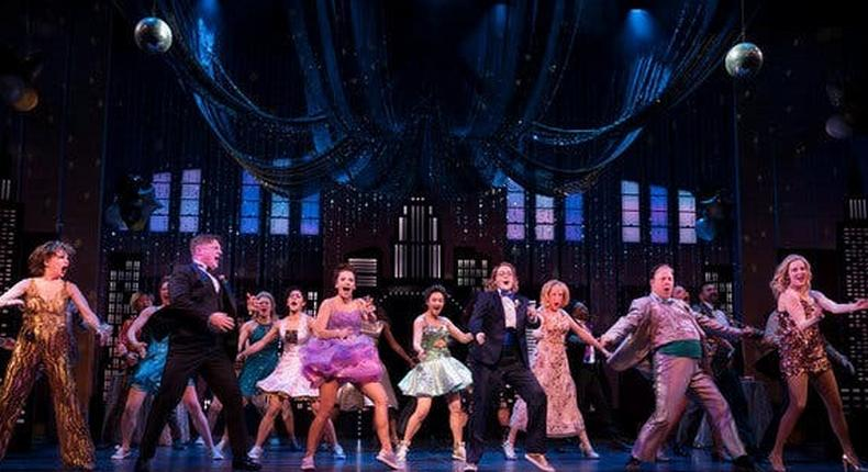 'The Prom' will end its Broadway run in August