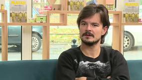 "Dawid Ogrodnik o filmie ""Cicha noc"""