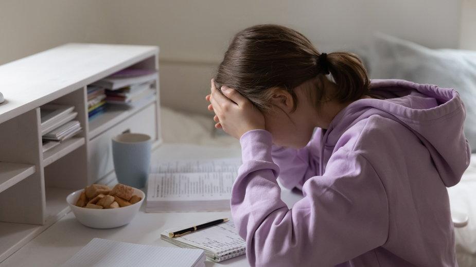 Uczniowie o nauce zdalnej: brak nam motywacji i zrozumienia