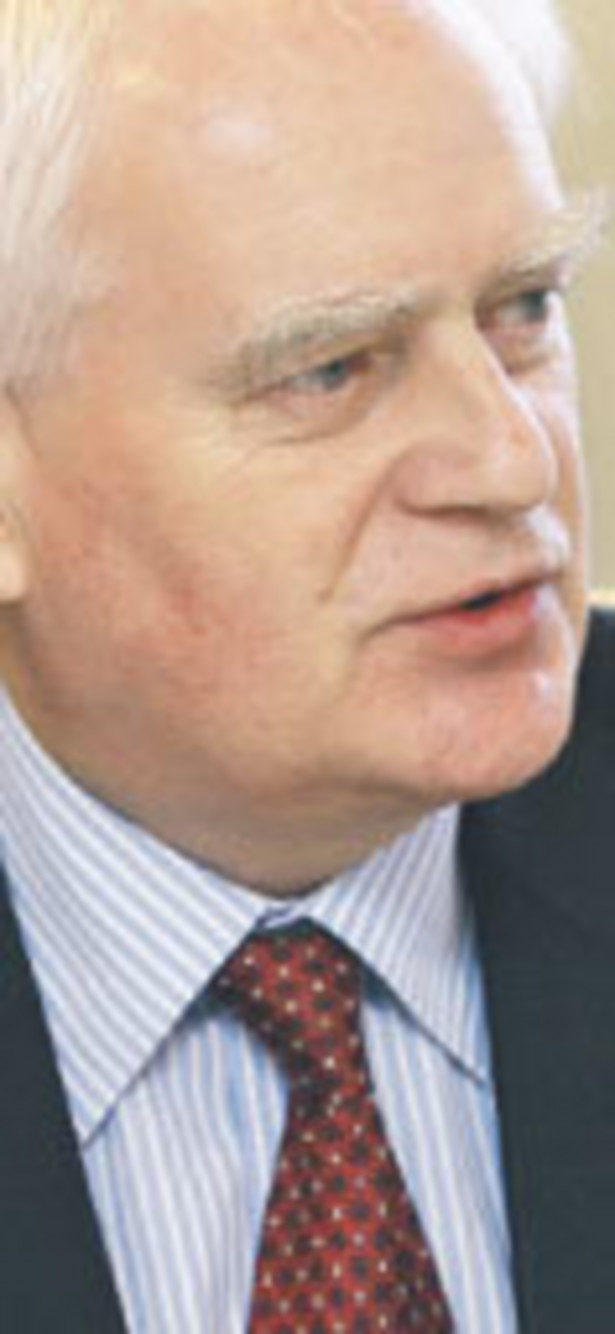 Olgierd Dziekoński, wiceminister infrastruktury