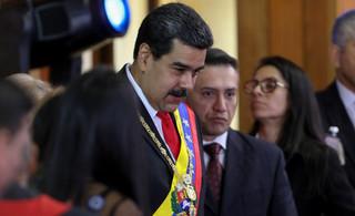 Postawienie w Wenezueli na Nicolasa Maduro może okazać się kosztowne dla Kremla