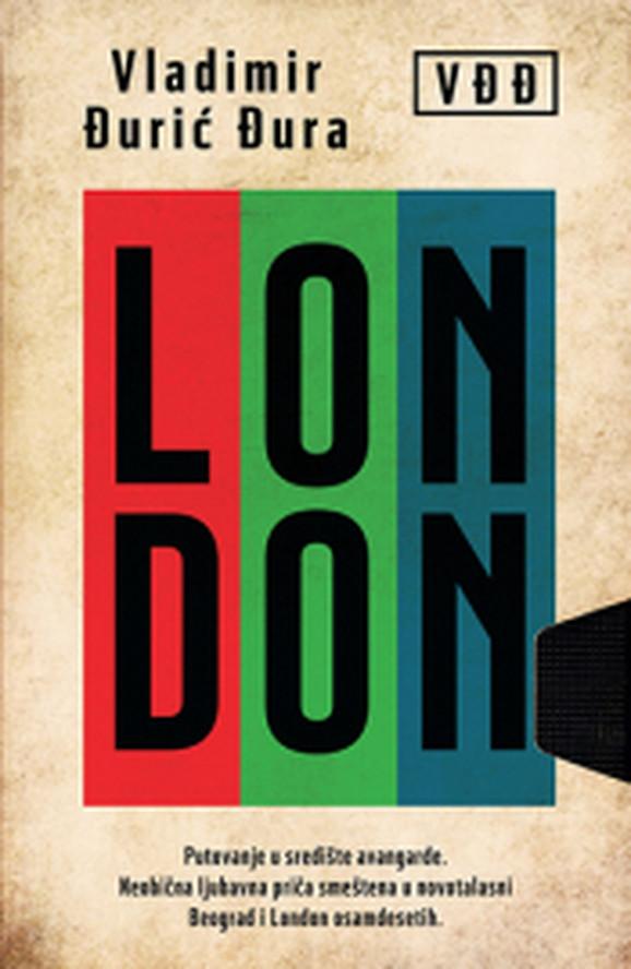 London, Vladimir Đurić Đura