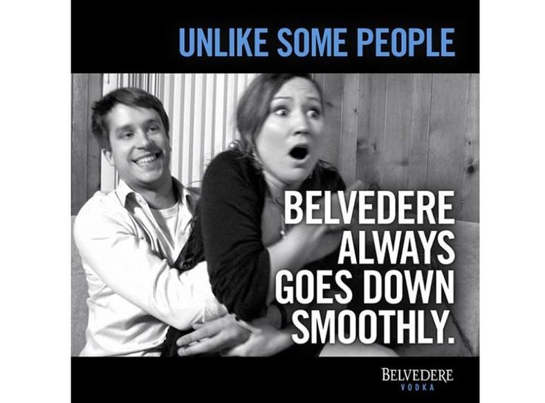 Reklama Belvedere