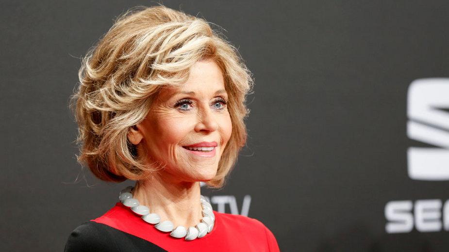 Jane Fonda o operacjach plastycznych. Nie chce ich więcej robić - Film
