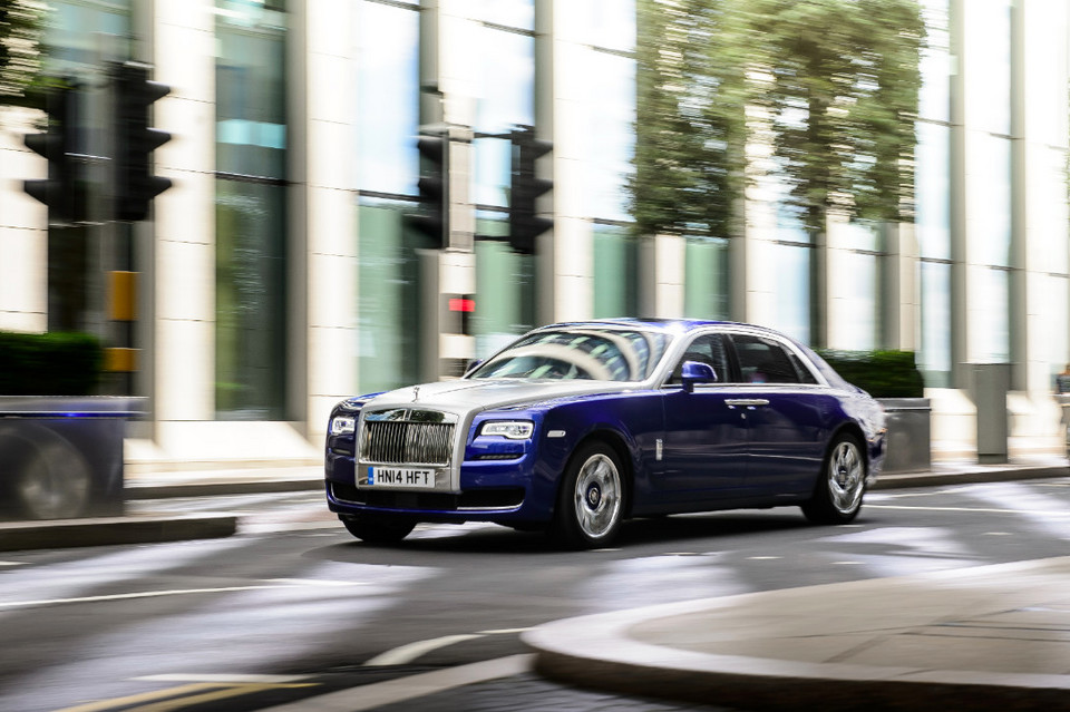 Rolls-Royce Ghost