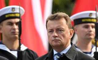 Błaszczak: Wkrótce projekt ustawy o Agencji Uzbrojenia