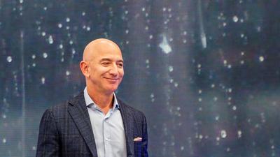 Jeff Bezos poleci w kosmos na pokładzie rakiety Blue Origin [SŁUCHAJ PODCASTU]