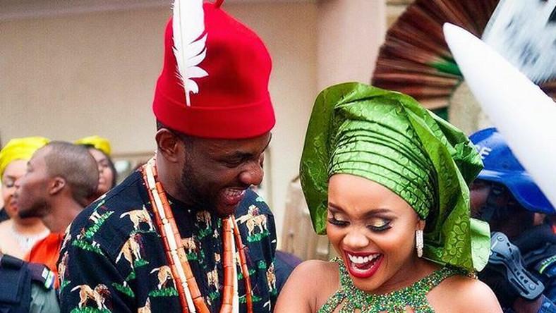 412e4aa43b9 Nigerian Wedding The Igbo traditional marriage  Igba Nkwu  - Pulse ...