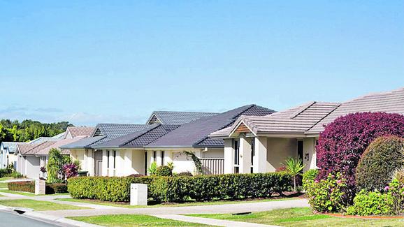 tipična australijska kuća