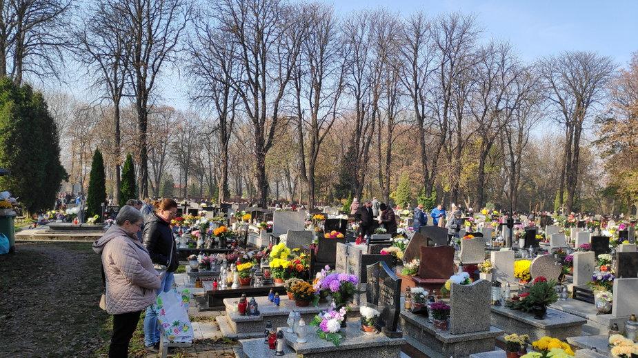 1 Listopada - nowe informacje. Czy cmentarze będą otwarte?