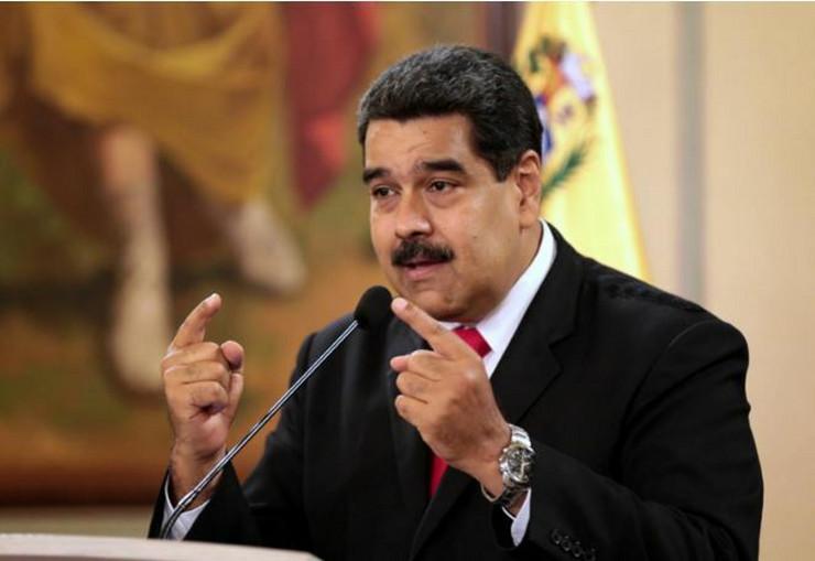 Nikolas Maduro EPA