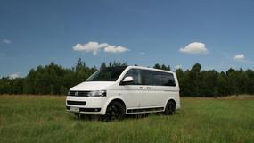 Volkswagen Multivan Edition 25: transporter godny Stiga