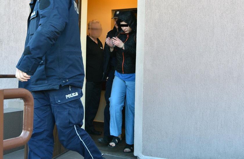 Urodziła syna i zakopała w wiadrze , Trafiła do aresztu na trzy miesiące