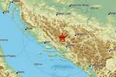 Zemljotres BiH