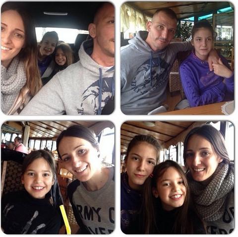 Ikodinović izveo Maju i ćerke na ručak! FOTO
