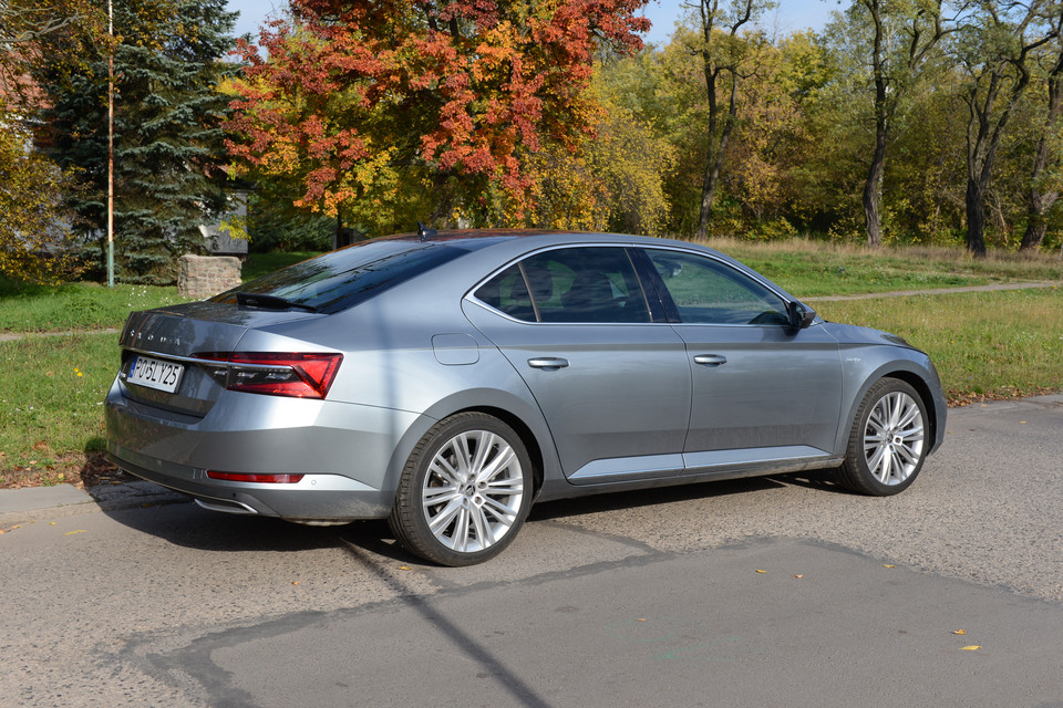 Skoda Superb L&K fl