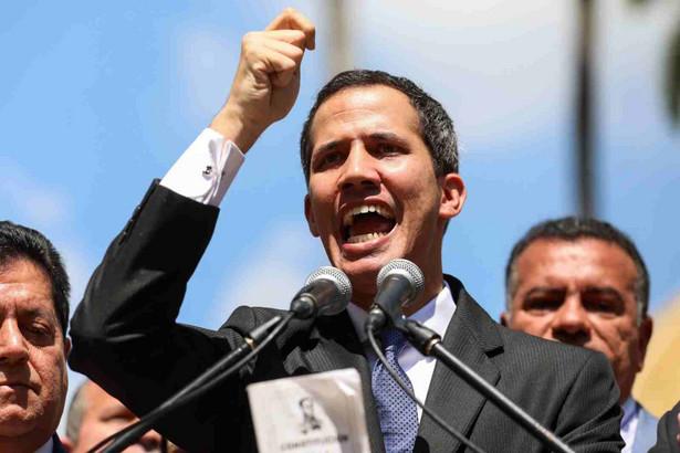 Juan Guaido, Wenezuela