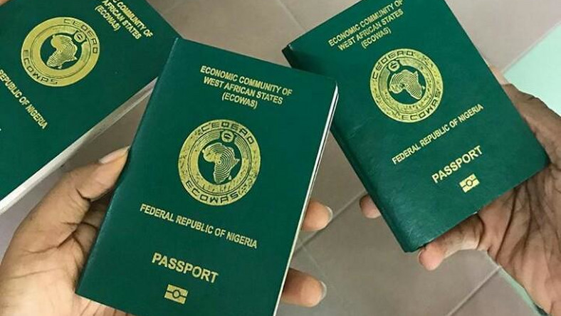 The Nigerian Passport has dropped drastically on the Henley Passport Index from 2009 to 2019.