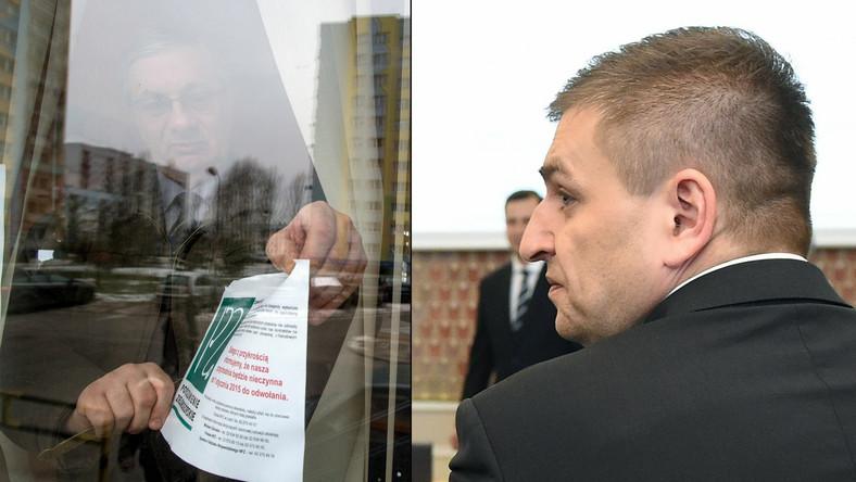 Lekarz Porozumienia Zielonogórskiego oraz Bartosz Arłukowicz