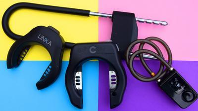 Vier smarte Fahrradschlösser im Vergleichstest