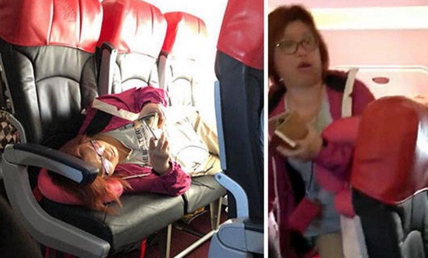 Skandal w samolocie AirAsia