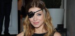 Polska aktorka straciła oko?