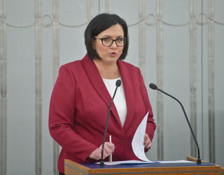 Bochenek o doniesieniach ws nominacji Sadurskiej na wiceprezesa PZU: To są rewelacje medialne
