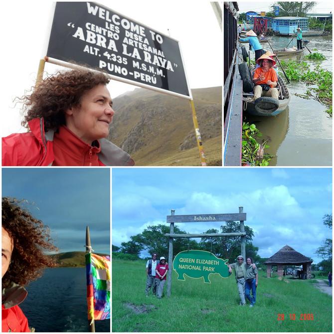 Mnogim putnici će zbog Milice zauvek pamtiti Peru, Vijetnam, Indiju, Patagoniju...