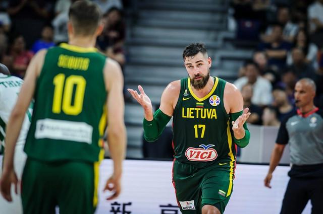 Košarkaši Litvanije