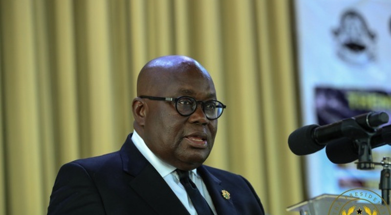 Akufo-Addo swears in two new Council of State members
