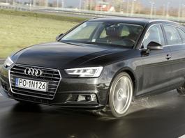 Używane Audi A4 - przewaga dzięki… marce?
