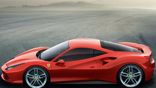 Ferrari 488 GTO o mocy 700 KM