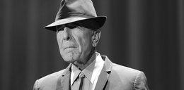 Nie żyje Leonard Cohen. Cały świat w łzach