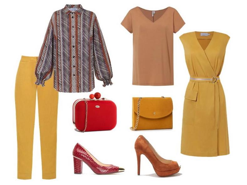 Modne kolory ubrań na jesień 2020