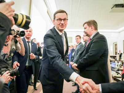 Polityka mieszkaniowa od początku została określona jako priorytet rządu Mateusza Morawieckiego