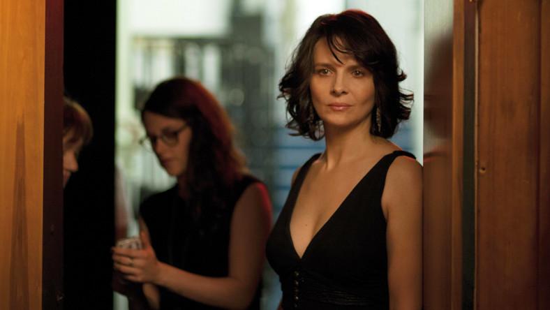 "Juliette Binoche w filmie ""Clouds of Sils Maria"""
