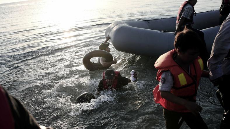 Wyspa Kos dla tysięcy migrantów oznacza drzwi do Europy