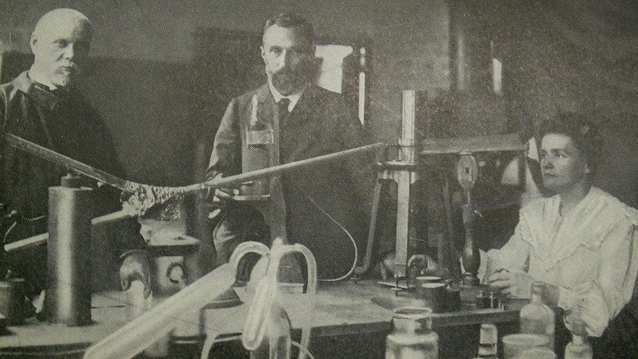 Maria Słodowska-Curie. Rocznica wyizolowania radioaktywnych soli radu