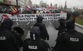 Międzysektorowy front rolników przeciw piątce Kaczyńskiego