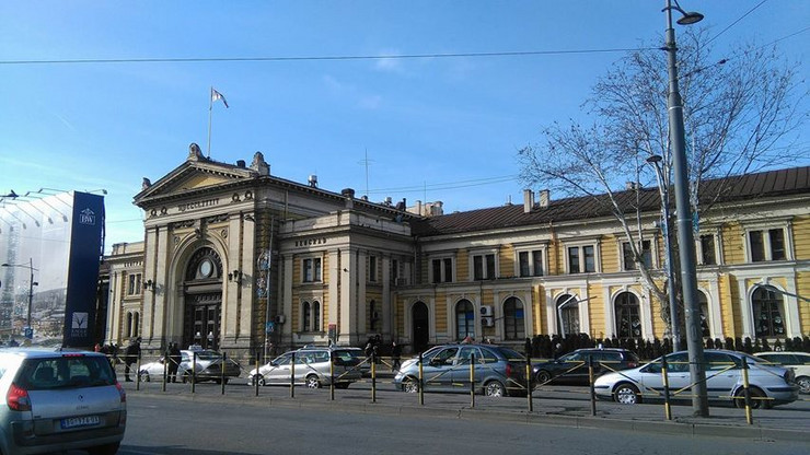 železniča stanica beograd