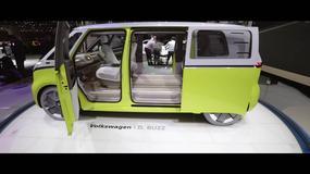 Genewa Motor Show 2017 - Volkswagen ID Buzz