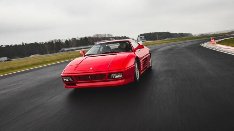 Ferrari 348 odrestaurowane w Polsce