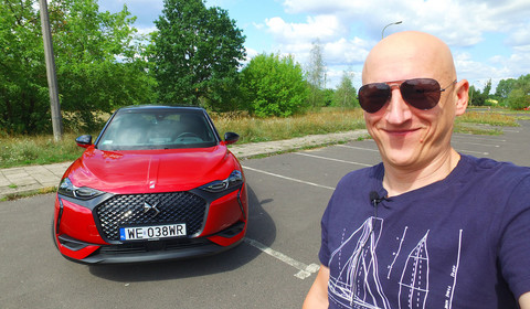DS3 Crossback - Robert testuje